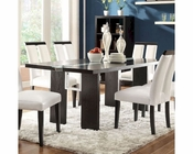 Coaster LED Lit Dining Table Kenneth CO-104561
