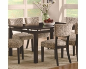 Coaster Libby Rectangular Dining Table w/ Floating Top CO-103161