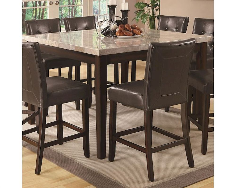 Counter Height Universal Table : Coaster Milton Counter Height Table CO-103778