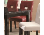 Coaster Newbridge Dining Chair CO-103612RED (Set of 2)