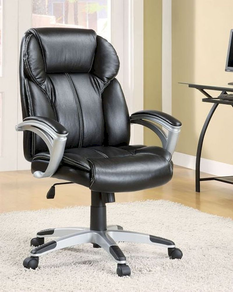 Coaster Office Chair W Padded Arms CO 800038
