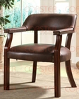 Coaster Office Quest Chair in Brown CO-513-515-BRN