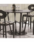 Coaster Oval Counter Height Table Gregory CO-103861