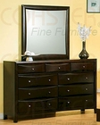 Coaster Phoenix Dresser & Mirror CO-200413-14