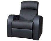 Coaster - Recliner in Black CO-600001