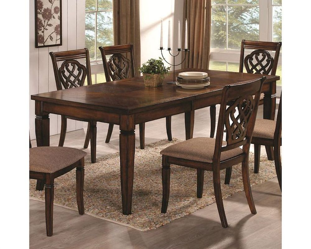 Dining Table Co Coaster Rectangular Dining Table Co 103391