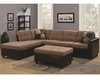 Coaster Reversible Sectional Sofa Mallory CO-5056Set-LSS