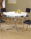 Coaster Round Dining Table Cleveland CO-2388
