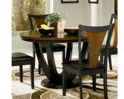 Coaster Boyer Round Contemporary Table CO-102091