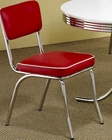 Coaster Side Chair Cleveland CO-2450R-2066 (Set of 2)