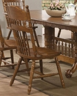 *Coaster Side Chair w/ Turned Spindles Brooks CO-104272 (Set of 2)