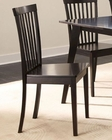 Coaster Slat Back Dining Chair Ludwin CO-104442 (Set of 2)