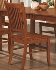 Coaster Side Chair Marbrisa in Brown CO-100622 (Set of 2)