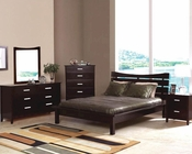 Coaster Slatted Bedroom Set Stuart CO5631QSet