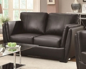 Coaster Small Love Seat w/ Contemporary Style Lois CO-5036-LSofa