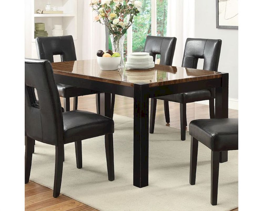 Dining Table Co Coaster Timothy Dining Table Co 103611