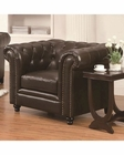 Coaster Traditional Button-Tufted Chair Roy CO-504553