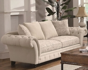 Coaster Traditional French Style Sofa Willow CO-503761