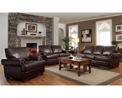 Coaster Traditional Sofa Set Colton CO-5044Set-LSS