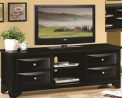 Coaster TV stand w/ Chambered Drawer Fronts CO-700726