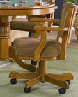 Coaster Upholstered Arm Game Chair Mitchell CO-100952 (Set of 2)