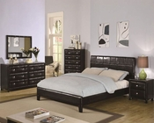 Coaster Upholstered Bedroom Set Micah CO202071Set