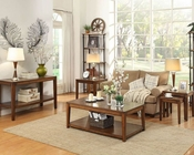 Coffee Table Set Antoni by Homelegance EL-3504-30-SET