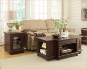 Coffee Table Set Bellamy by Homelegance EL-3512-30-SET