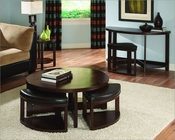 Coffee Table Set Brussel II by Homelegance EL-3292-01-SET