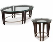 Coffee Table Set Carmen by Magnussen MG-T3110SET