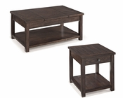 Coffee Table Set Clayton by Magnussen MG-T2741SET