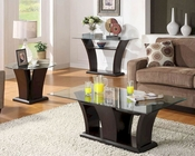 Coffee Table Set Daisy by Homelegance EL-710-30-SET