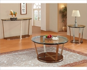 Coffee Table Set Dunham by Homelegance EL-3304-01-SET