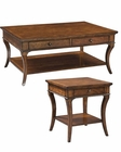Coffee Table Set European Legacy by Hekman HE-11100-SET