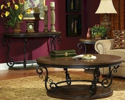 Coffee Table Set Harman Heights by Homelegance EL-5552-01-SET