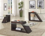 Coffee Table Set Jensen by Homelegance EL-3422-30-SET