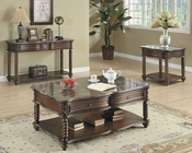 Coffee Table Set Lockwood by Homelegance EL-5560-30-SET