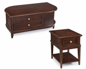 Coffee Table Set Madera by Magnussen MG-T2820SET