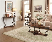 Coffee Table Set Panne by Homelegance EL-3473-01-SET