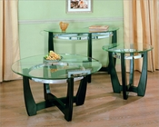 Coffee Table Set Raven by Homelegance EL-3258-30-SET