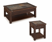Coffee Table Set Roanoke by Magnussen MG-T2615SET