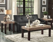 Coffee Table Set Robins by Homelegance EL-5105-30-SET