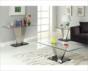 Coffee Table Set Silverstone by Homelegance EL-3455-30-SET