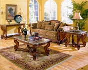 Coffee Table Set Tarantula by Homelegance EL-5543-30-SET