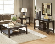Coffee Table Set Vincent by Homelegance EL-3299-01-SET