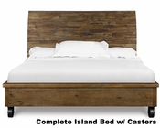 Complete Island Bed River Road by Magnussen MG-B2375-50