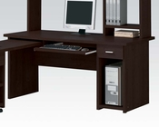 Computer Desk in Espresso by Acme Furniture AC04692