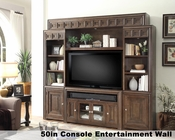 Console Entertainment Wall Tempo by Parker House PHTEM-150-4