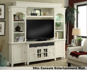 Console Entertainment Wall Tidewater by Parker House PHTID-150-4