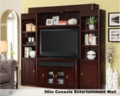 Console Entertainment Wall Toronto by Parker House PHTOR-150-4
